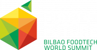 Food 4 Future Logo with coloured background