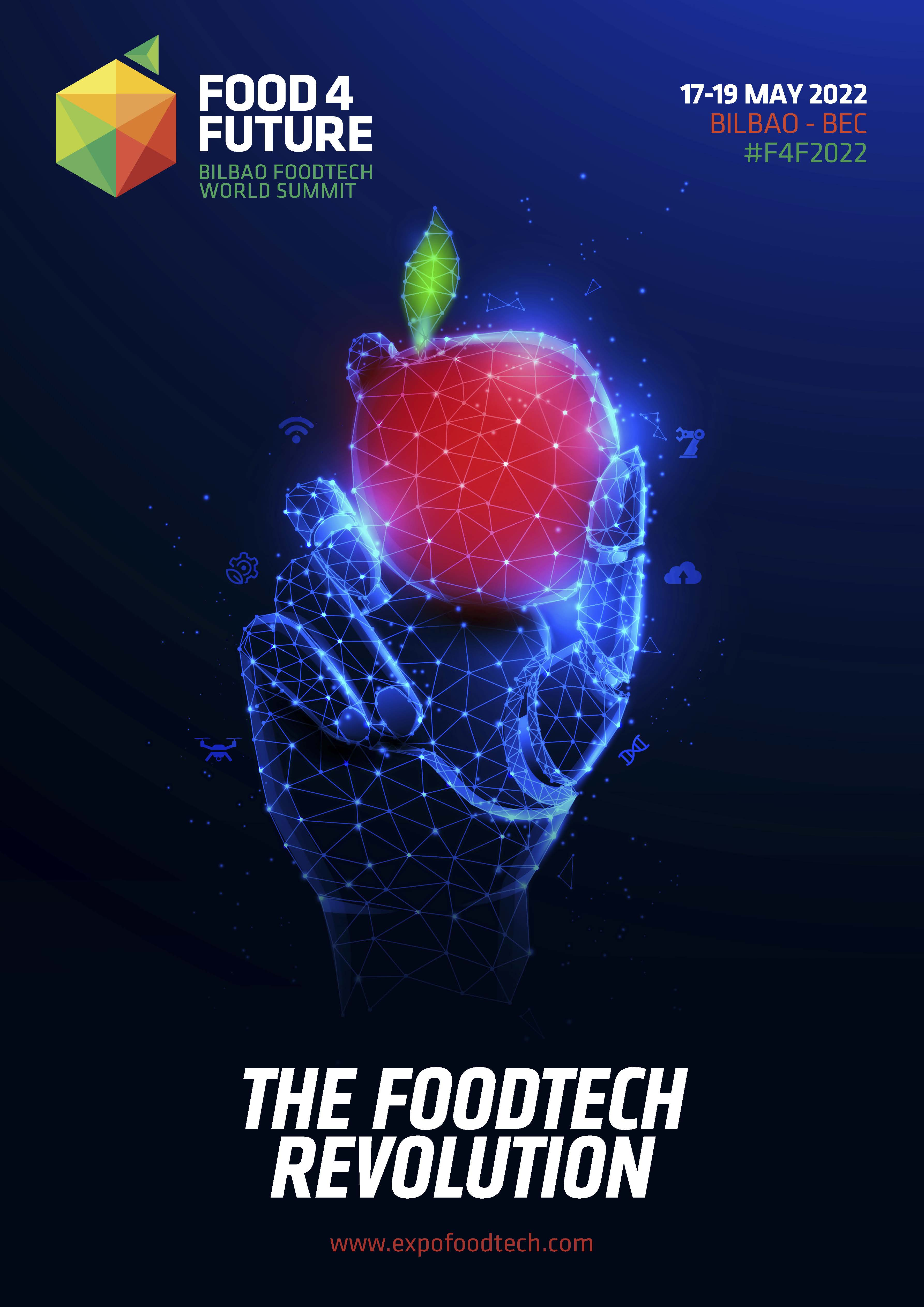 Food 4 Future Poster