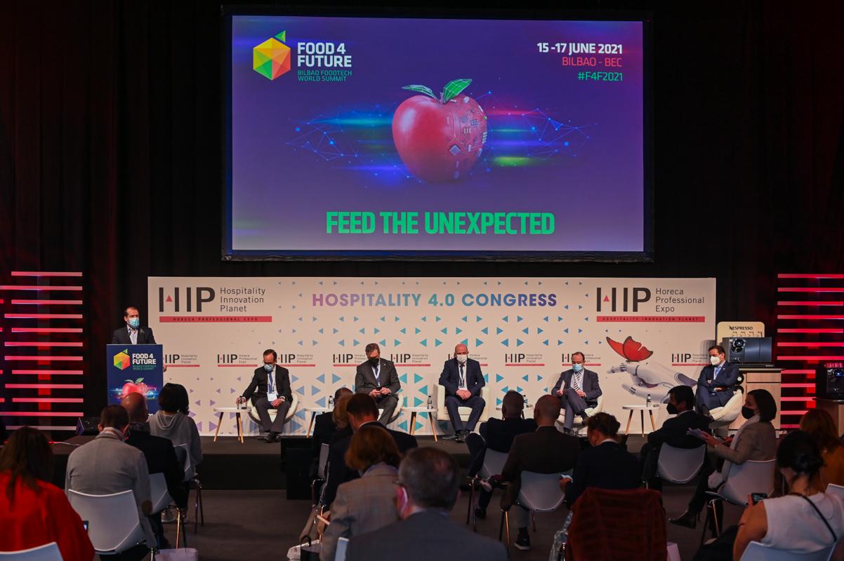 Food 4 Future convertirá Bilbao en referente mundial de la industria foodtech para atraer la inversión y talento internacional