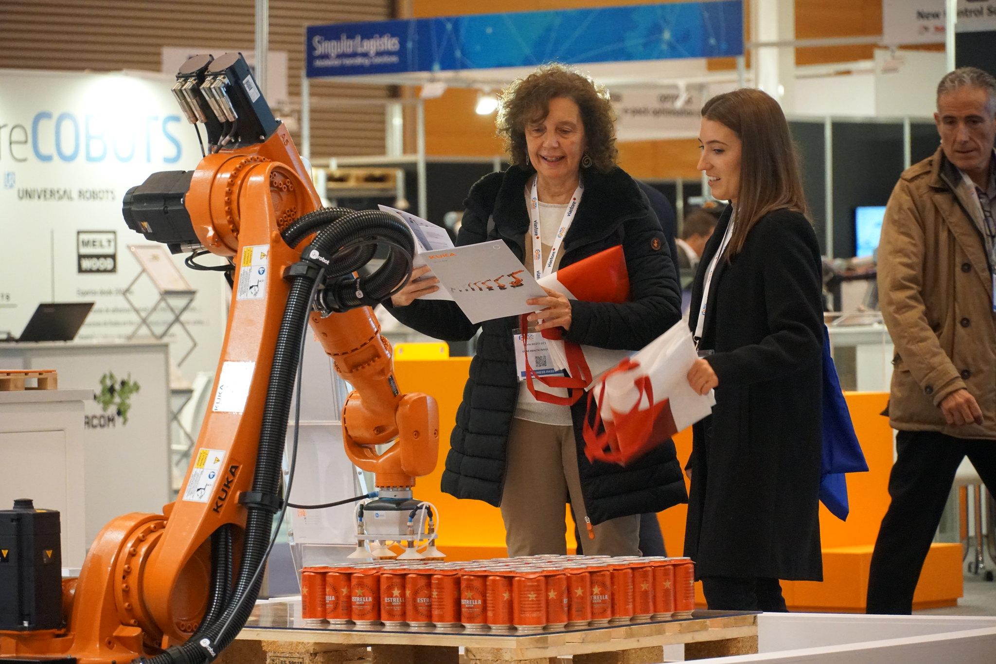 Biotecnología, automatización, sostenibilidad y seguridad alimentaria protagonistas de ExpoFoodTech